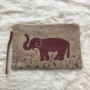Handbags - ✨LAST TWO✨ Elephant Bikini Bag w/ Handle